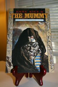 Anne Rice's The Mummy or Ramses the Damned Book 3 Millennium Graphic Novel