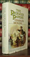 Charles Dickens THE PICKWICK PAPERS  1st Edition 1st Printing