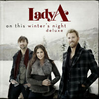 Lady A - On This Winter's Night [New Vinyl LP] Colored Vinyl, Gatefold LP Jacket