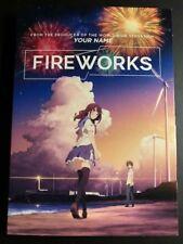 Fireworks (DVD, 2017)