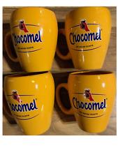 4 Stück Chocomel Trinkbecher Tassen 200ml Kakao original Kult Holland neu