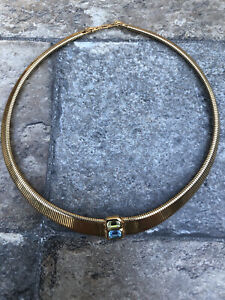 PIERRE LANG GOLD PLATED NECKLACE