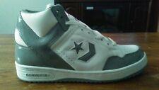 Converse Weapon Dark Grey/White Basketball Shoes Size 10