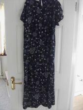 ladies maxi dress   size 18