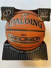 Spalding Precision Official Nfhs Indoor Game Basketball, 28.5""