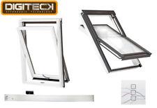 78x118cm Centre Pivot Roof Window AOV Smoke Vent Actuator & Control Unit Kit