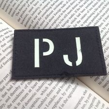 GLOW IR  Pararescue PJ Call Sign Special Forces AIRSOFT TACTICAL PATCH