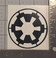 STAR WARS Imperial Vinyl Decal Sticker Car Window Wall Bumper Computer Applique