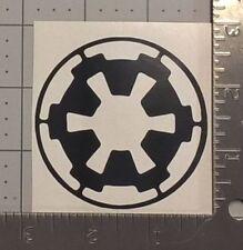 STAR WARS Imperial Vinyl Decal Sticker Car Window Wall Bumper Computer Applique