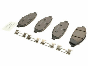 Front AC Delco Brake Pad Set fits Ford Crown Victoria 2003-2011 89HWWQ