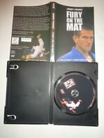 RARE World Judo Karate Champion DVD Jimmy Pedro Fury On The Mat 4 Time Olympian