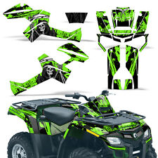 Graphic Kit Outlander ATV Quad Decals Wrap Can-Am 500/650/800/1000 06-11 REAP G