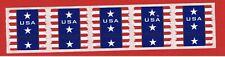 #4157  MNH S/A  Patriotic Banner PNC-5 #V222  Free S/H