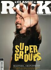 Classic Rock Magazine issue 146 - FOO FIGHTERS cover - 2010 - DAVE GROHL