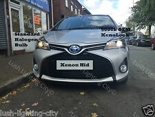 TOYOTA YARIS 9012 HIR2 HID Xenon Kit Bi Xenon HIGH BEAM LOW BEAM CANBUS DIGITALE