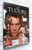 The Tudors : Season 1 (DVD, 2008, 3-Disc Set) R-4, NEW, FREE POST IN AUSTRALIA