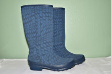 L.L.Bean Wellie Rain Boot Women's 8 M