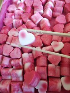 LITTLE HEARTS BOX ECO soy wax 170g