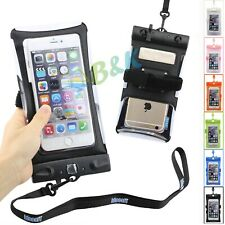 Waterproof Phone Case Pouch Dry Bag for iPhone Galaxy Universal 6 7 8 Plus X