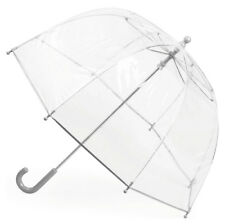 Totes Clear Bubble Umbrella Canopy Size 52 Inches