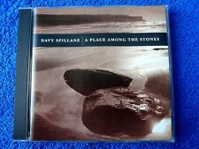 Davy Spillane 'A Place Among The Stones' - CD. From private collection...