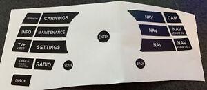 V36 Skyline English Stickers