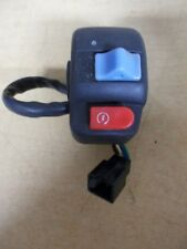 """Scooter Moped Left LH Control Switch 3/4"""" Light Kill *FREE SHIPPING*"""