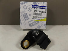 GENUINE SSANYONG MUSSO SUV 2.3L & 3.2L PETROL ALL MODEL CAM POSITION SENSOR ASSY