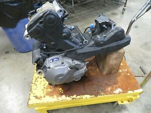EB749 2018 18 DUCATI MONSTER 821 ENGINE RUNS VERY GOOD ONLY 964KM