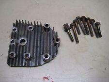 Tecumseh Engine USED 36441 CYLINDER HEAD w/ BOLTS HSSK50 Snow blower