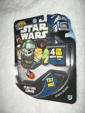 # 67 COMMANDO DROID STAR WARS MOOSE MIGHTY BEANZ UNOPENED BEANS PACK MIB RARE