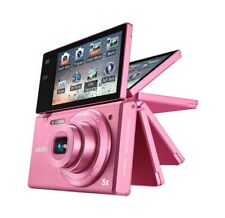 Samsung MV Series MV800 16.1MP Digital Camera - Pink