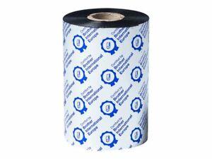 Brother Standard Black 110 mm x 450 m print ink ribbon refill BRS1D450110