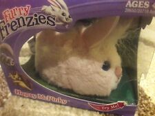 NIB Hasbro FurReal Furry Frenzies Hopsy McPinky Bunny Easter Basket Stuffer