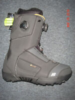 K2 Compass Clicker stepin Snowboard Boots 2019 step on w/ boa recoiler,endo cons