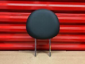 2008-2014 MINI COOPER FRONT LEFT OR RIGHT SIDE HEADREST HEAD REST BLACK LEATHER*
