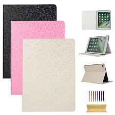 Folio Smart Stand Leather Case Cover For Apple iPad 9.7 2018/Air 2/mini 1 2 3 4