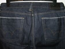 Edwin ED-BLACK LABEL japanese denim red selvage jeans W34 L34