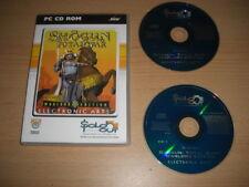 Shogun Total War WARLORD EDITION  Pc Cd Rom SO  FAST DISPATCH