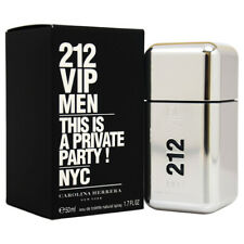 Carolina Herrera 212 VIP 3.4oz Men Eau De Toilette Spray