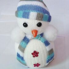 Kids Gift Party Doll Christmas Tree Hanging Ornament Xmas Decoration Snowman