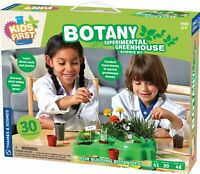 Thames and Kosmos Kids First Botany: Greenhouse Science educational Toy