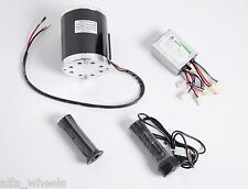 800 W 36 V electric motor MY1020 kit w base speed control & Throttle f scooter