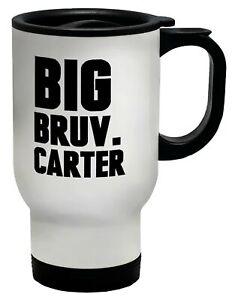 Personalised Big Bruv Travel Mug Cup