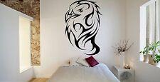 Wall Room Decor Art Vinyl Sticker Mural Decal Tribal Animal Bird Eagle FI590