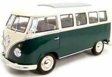 1:18 Welly volkswagen vw t1 samba bully bus 1962 Vert