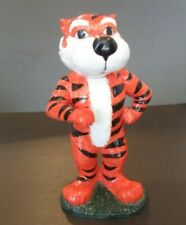 "Slavic Treasures Auburn Tiger Mascot Figurine 8.5"" Tall 5.5"" Wide"
