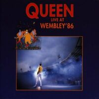 Queen - Live at Wembley 1986 - Queen CD J4VG The Fast Free Shipping