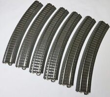 Marklin 24230 C Track, R2 Curves 30º, Six New Unboxed w Super Fast US Shipping!