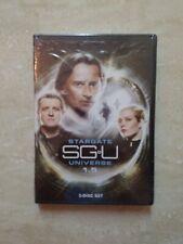 Stargate Universe: 1.5 (DVD, 2010, 3-Disc Set)